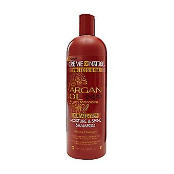 Con argan oil moist & shine ch (s/sulf) 354 ml