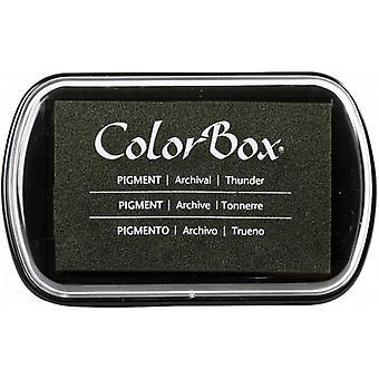Clearsnap ColorBox Pigment Bläck Full storlek Åska