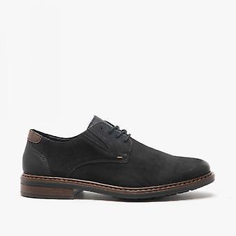 ريكر 17600-01 اضافية واسعة الرجال & apos;ق حذاء أسود