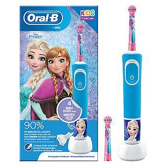 Brosse à dents électrique congelée Oral-B D12 Vitalité Plus Bleu