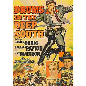 Drums in het diepe zuiden [DVD] USA importeren