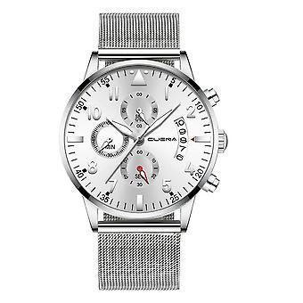Nowy i wysokiej jakości kwarcowy zegarek na rękę