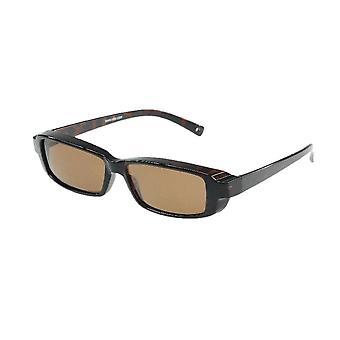 Zonnebril Unisex bruin met bruine lens VZ0012B