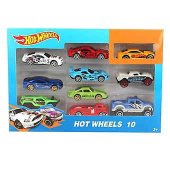 20 Piece Wheels Cars Toy Gift Set- Sports Alloy Metal Diecasts Vehicles Children Boys Christmas New Year Car Toy Gift