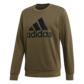 Adidas MH Bos Crew FT DQ1459 universal all year men sweatshirts