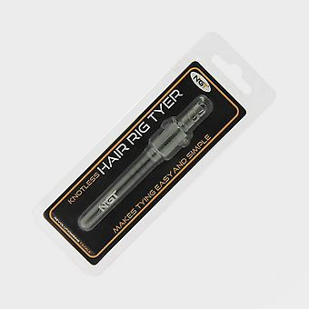 New NGT Hair Rig Tying Tool Black