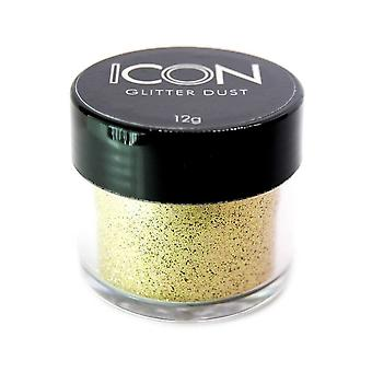 Icône Nail Glitter Dust - Platine
