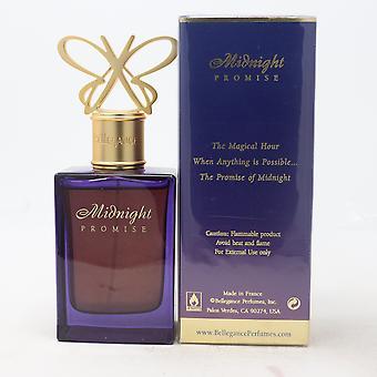 Midnight Promise by Bellegance Eau De Parfum 2.5oz/75ml Spray New With Box