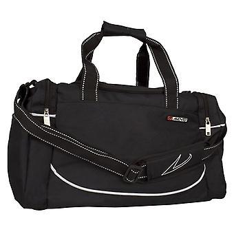 Avento keskikokoinen urheilu laukku musta 50TD