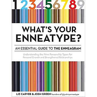 What's Your Enneatype? An Essential Guide to the Enneagram: Understanding the� Nine Personality Types for� Personal Growth and Strengthened Relationships