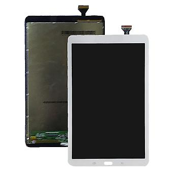 LCD Screen and Digitizer Full Assembly  for Galaxy Tab E 9.6 / T560 / T561 / T565(White)