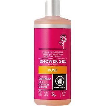 Urtekram Organic Rose Shower Gel 500ml x6