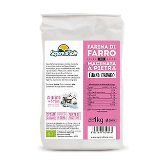 Farro flour 1 kg of powder