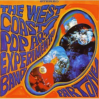 West Coast Pop Art Experimenta - West Coast Pop Art Experimenta: Part One [CD] USA import