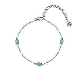 Anais Hot Diamonds Anais September Blue Agate Bracelet AB009