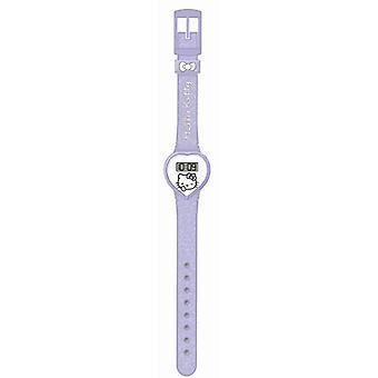 Hello kitty watch lcd watch hk25915