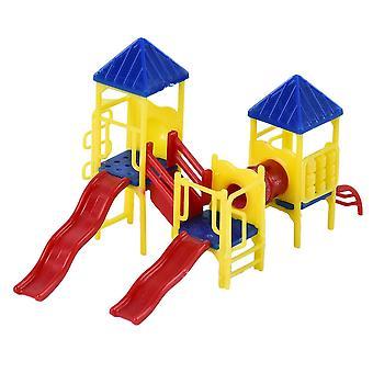 Amusement Park Model Dollhouse Amusement Park Living Room Decoration