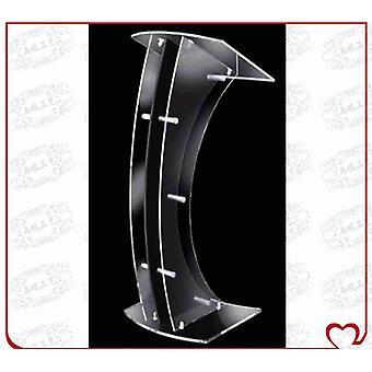 Christan Clear Church Plexiglass Prodium Acrylic / Pulpit Plexiglass / Desk