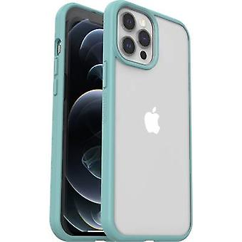Otterbox React - ProPack BULK Back cover Apple iPhone 12 Pro Max Turquoise blue, Transparent