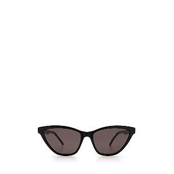 سان لوران SL 333 نظارات شمسية نسائية سوداء