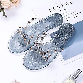 Summer Flip-flops Slippers With Slides Soft-sole, Sandals