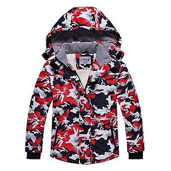 Kids Winter Hooded Jacket