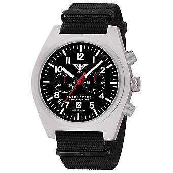 Mens Watch Khs KHS.INCSC.NB, Quartz, 46mm, 10ATM