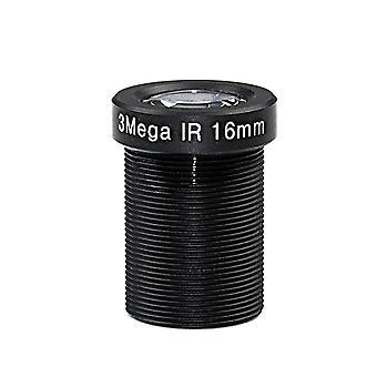 Hd 16mm 3.0megapixel M12 Cctv Camera Lens
