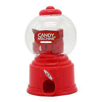 Cute Sweet Mini Candy Machine, Bubble, Gumball Dispenser, Coin Bank, Kids