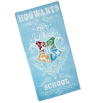 Harry Potter Zweinstein School Strand handdoek