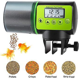 Automatic Aquarium Fish Feeder, Aquarium Tank Timer Feeder Vacation Weekend Fish Food Dispenser