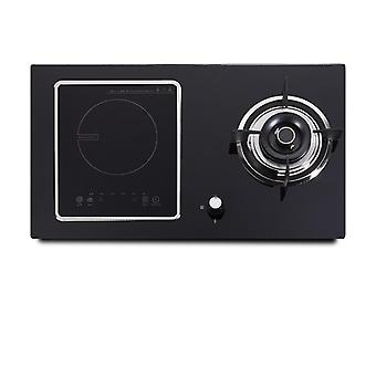 Electric Cooktop, Stove Embedded Electromagnetic Oven Gas, Desktop Electric Hob