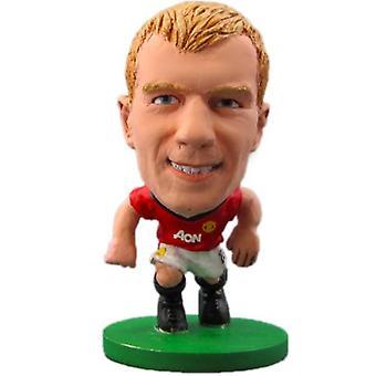 Manchester United SoccerStarz Scholes