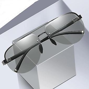Klasszikus tükröződésmentes szemüveg vezetés polarizált napszemüveg nappali éjjellátó