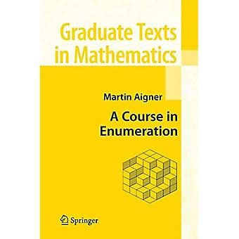 A Course in Enumeration (Graduate Texts in Mathematics) (Graduate Texts in Mathematics)