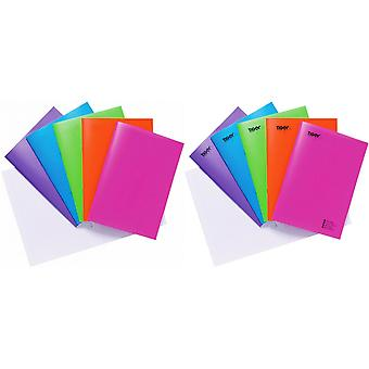 Tiger 40 Sheet Note Book (Pack of 10)