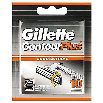 Gillette Spare Parts for Contour Plus