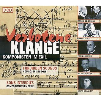 Dessau/Hanns - Composers in Exile-Zemlinsky [CD] USA import