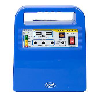 PNI IP30 4G Video Surveillance Camera PNI GreenHouse H01 Solar PVV Kit