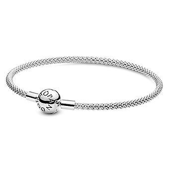 Pandora Silver Woman Chain Bracelet - 596543-19