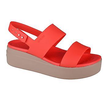 Crocs Brooklyn Wedge 2064536SQ universelle sommer kvinder sko