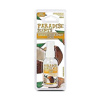 Car Air Freshener Paradise Scents Coconut Spray (50 ml)