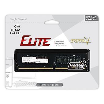 Team ELITE 16GB Kein Kühlkörper (1 x 16 GB) DDR4 2666MHz DIMM Systemspeicher
