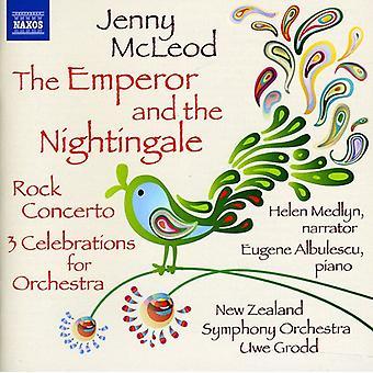 Jenny McLeod - Jenny McLeod: The Emperor and the Nightingale [CD] USA import