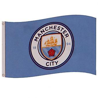 Manchester City FC Flag CC