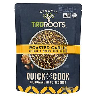 Truroots Grain Rstd Garlic Qc, Case of 8 X 8.5 Oz