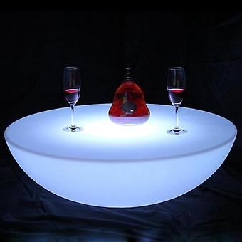 Ladattava klubi led valaistu sohvapöytä