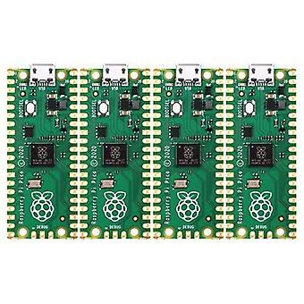 4kpl studio vadelma pico mikrokontrollerilevy vadelma pi rp2040 kaksiytiminen käsivarsi aivokuori m0 + prosessori