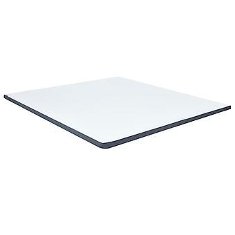 vidaXL box spring bed mattress topper 200 x 180 x 5 cm