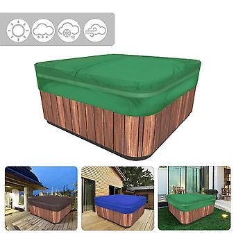 5 Størrelse oxford stoff badestamp spa deksel anti-uv støvtett vanntett beskytter